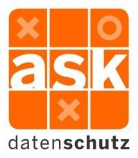 ask Datenschutz Logo mit Rand