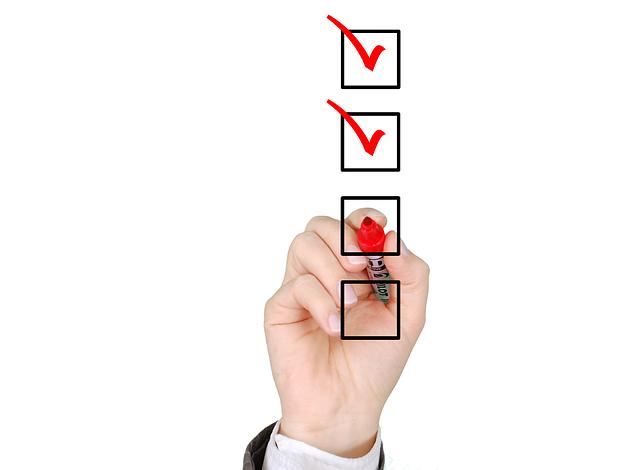 Checkliste Tom Auftragsverarbeitung Nach Art 28 Dsgvo Technische